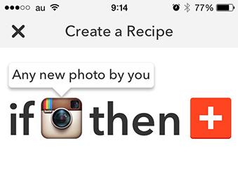 IFTTTを使ってInstagramからFacebookページに写真を投稿しよう!