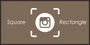 インスタグラムで縦長・横長の写真を投稿する方法